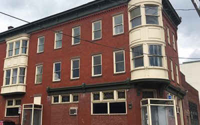 Harristown plans to renovate historic Fox Hotel for apartment project