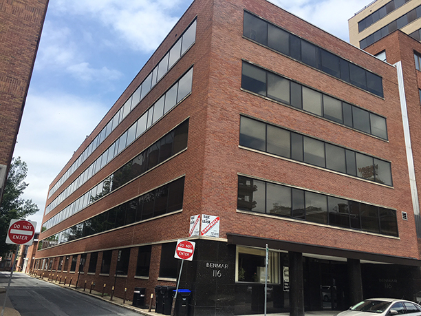A Living Downtown: Harristown eyes another building for apartment project.