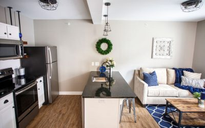 The Bogg on Cranberry: Peek inside new upscale apartments in Harrisburg: Cool Spaces
